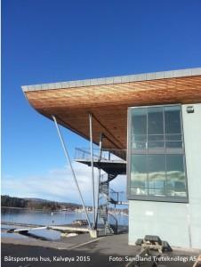 Båtsportens hus, Kalvøya