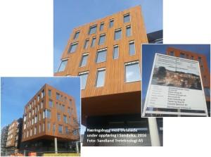 Næringsbygg Sandvika 2016